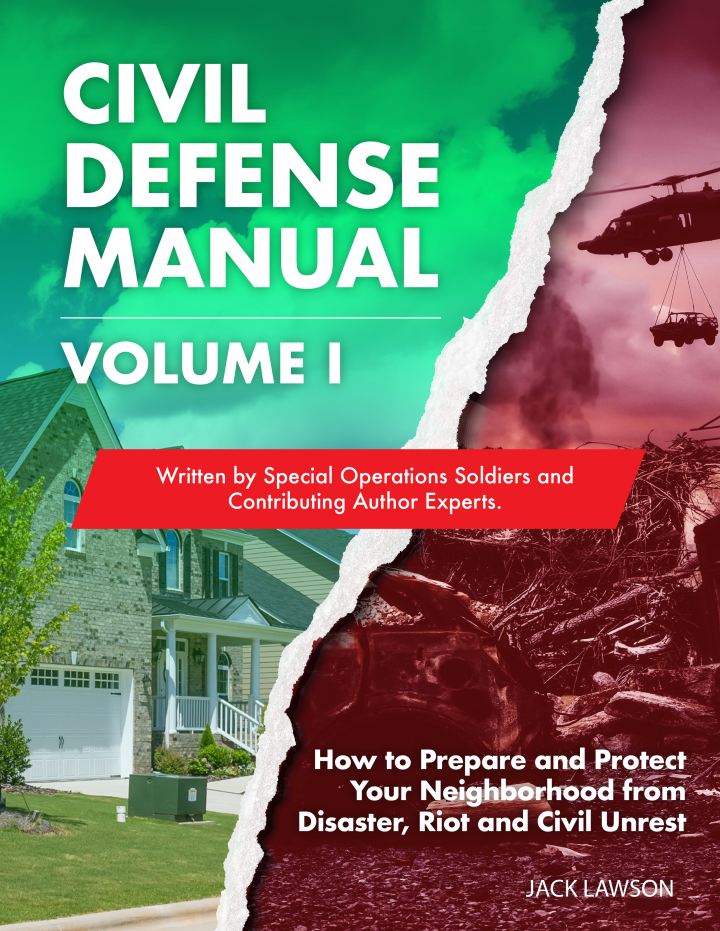 Civil Defense Manual Volume I