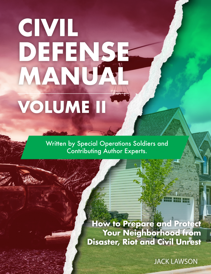 Civil Defense Manual Volume II