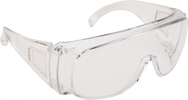 PRO-SAFE - Clear Lenses, Frameless Safety Glasses - 06529127 ...
